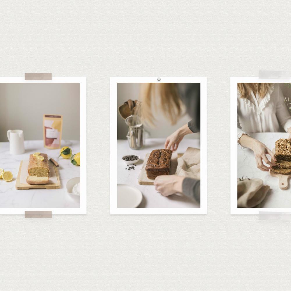 Tout un cake · 3 photos de cake de la marque